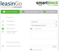 smartblock finance – Unser neues Angebot