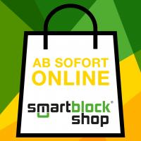 Jetzt geht's los! Unser smartblock Shop