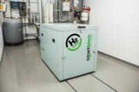 smartblock BHKW von KW Energie sind ab sofort H2ready